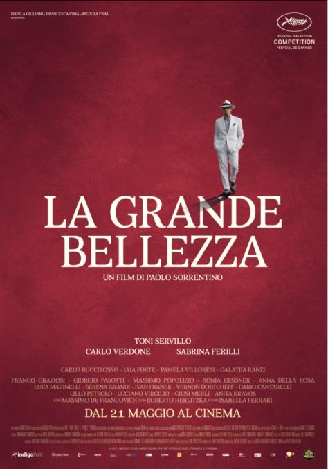 LA GRANDE BELLEZZA ( 2013)