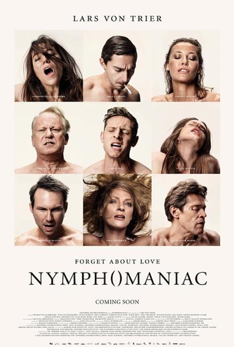 Nymphomaniac (2014)