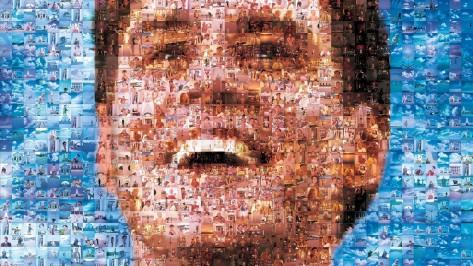 The truman show- Jim Carrey