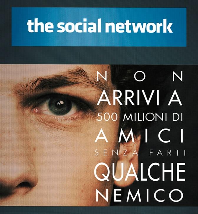 Facebook – La nascita – The Social Network – Jesse Eisenberg – Francesco Fiumarella