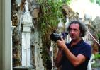 """Paolo Sorrentino sul set di """"La grande bellezza"""" (foto di Gianni Fiorito)"""