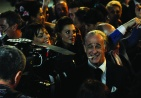 """Toni Servillo sul set del film di Paolo Sorrentino, """"La grande bellezza"""" (foto di Gianni Fiorito)"""