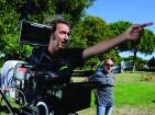 """Paolo Sorrentino dirige le riprese di """"La grande bellezza"""" (foto di Gianni Fiorito)"""
