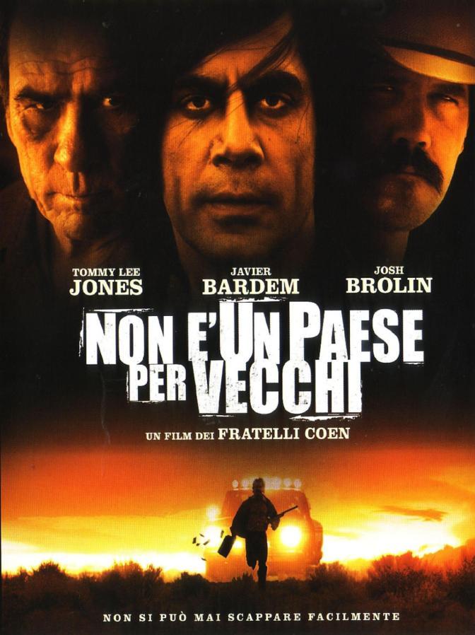 Non è un paese per vecchi (Javier Bardem) Francesco Fiumarella