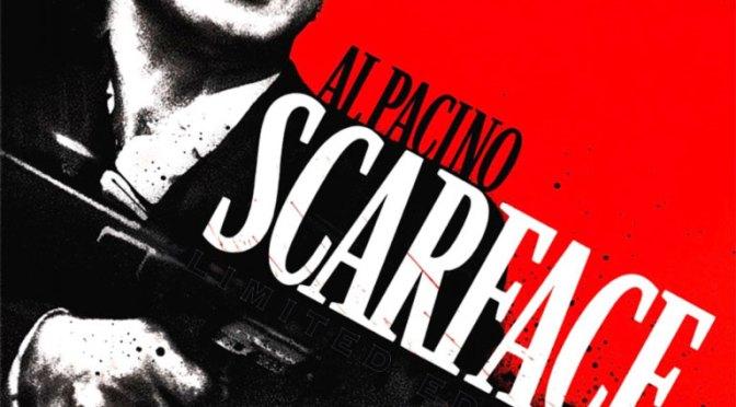 Scarface – Al Pacino – Francesco Fiumarella