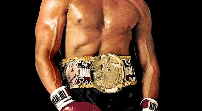 Rocky III –  Sylvester Stallone – Francesco Fiumarella