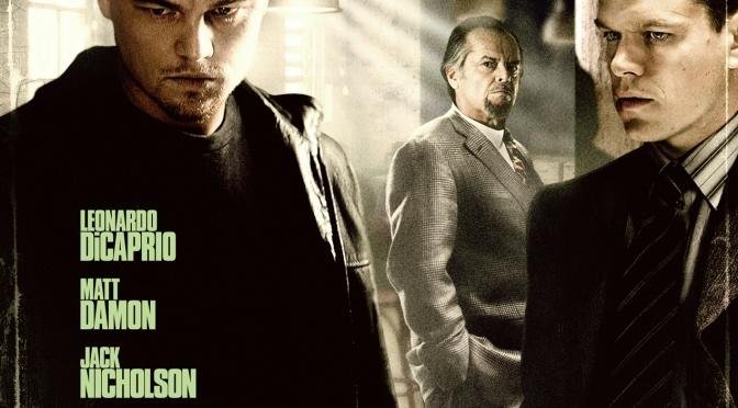 The Departed – Il bene e il male -Leonardo DiCaprio – FRANCESCO FIUMARELLA