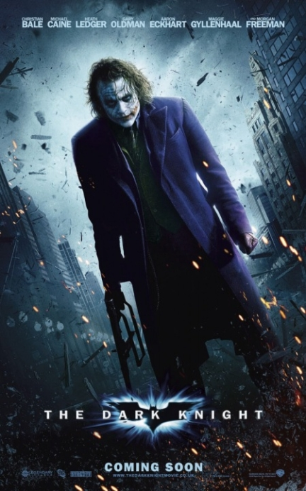 Joker – Heath Ledger – Il cavaliere oscuro – Francesco Fiumarella