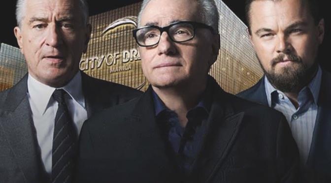 The Audition – ( Primo Trailer ) – Scorsese –  DiCaprio – De NIro