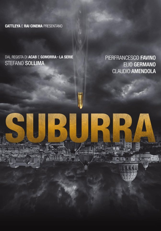 SUBURRA – FILM DA VEDERE