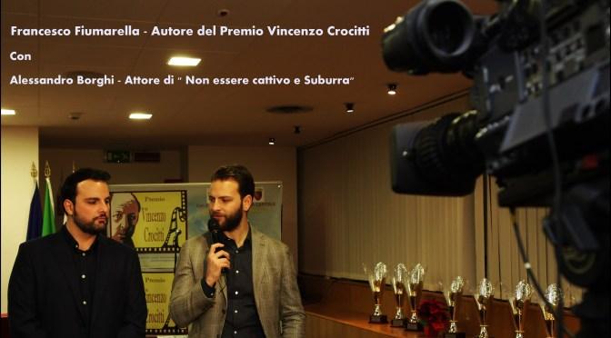 Premio V.Crocitti 2015