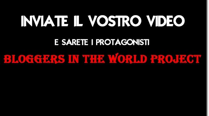 Inviate il vostro video!!!