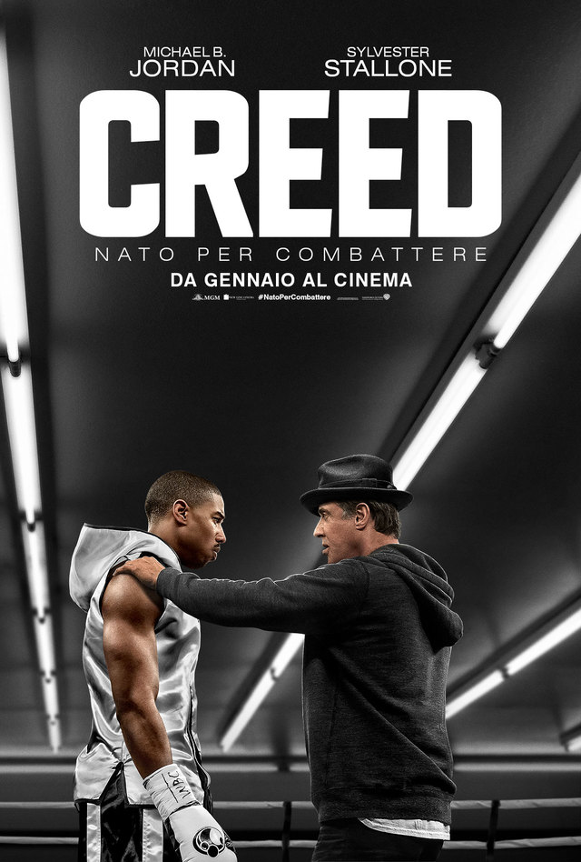 CREED – Stallone da oscar!