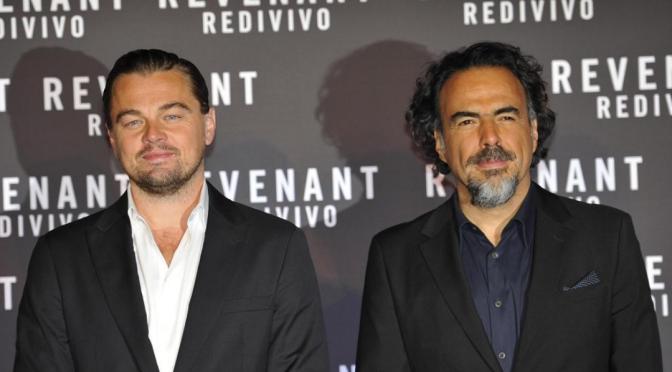 Leonardo DiCaprio e Iñárritu a Roma!