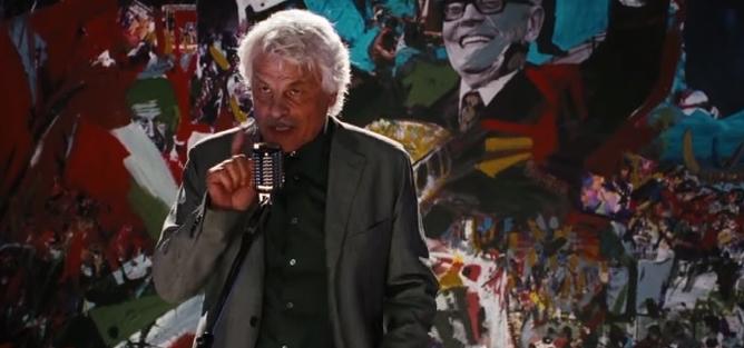"""Monologo finale """"Viva l'Italia"""" -Michele Placido"""