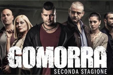 Gomorra – La serie -Seconda Stagione