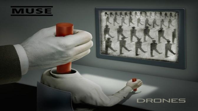 Muse -Drones ( 2015 )