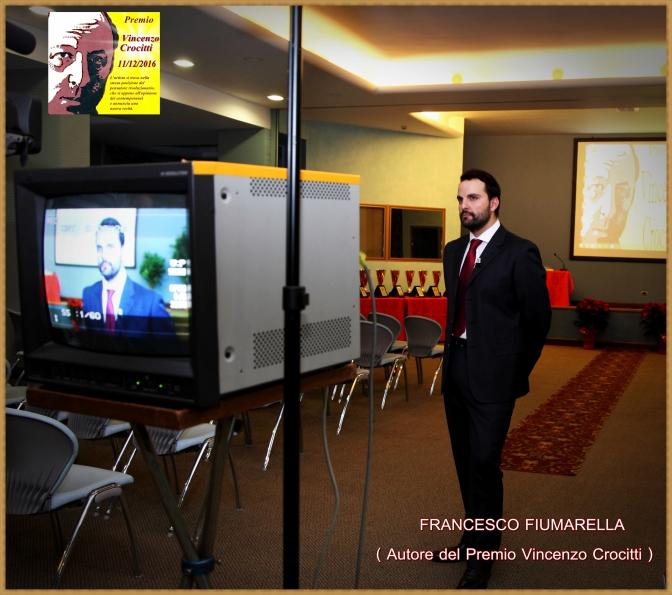Premio Vincenzo Crocitti 2016