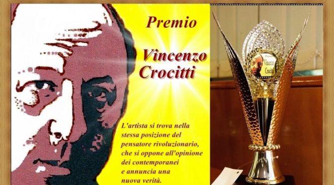 Iscrivetevi e seguite – Sito ufficiale e official Twitter del Premio Vincenzo Crocitti