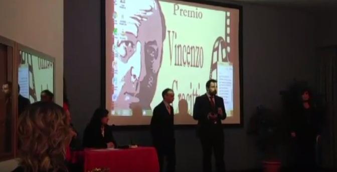 Francesco Fiumarella ( Autore del Premio Vincenzo Crocitti ) – Estratto del discorso – Anno 2016