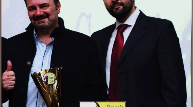 Premio Vincenzo Crocitti 2016 – Intervista a Saverio Malara da CityNow.it su ReggioTV