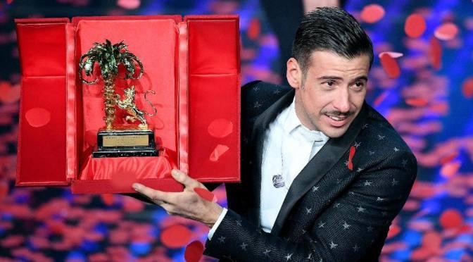 Francesco Gabbani – Vince Sanremo 2017 -Finalmente un meritato riconoscimento ad un giovane!