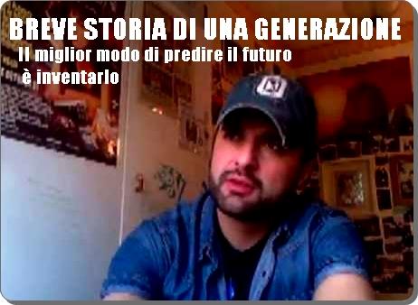 I 30enni In ITALIA -Breve storia di una generazione – Monologo – Francesco Fiumarella.