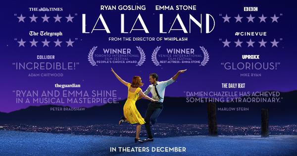 La La Land – Straordinario!