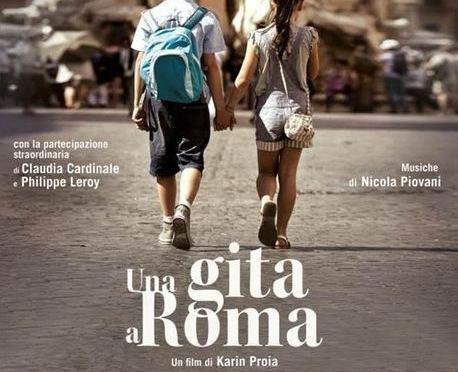"""""""Una gita a Roma"""" –  Opera prima dell'attrice Karin Proia"""