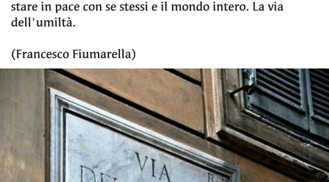 La vera via per il successo – Francesco Fiumarella