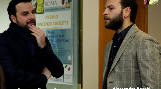 Francesco Fiumarella e Alessandro Borghi